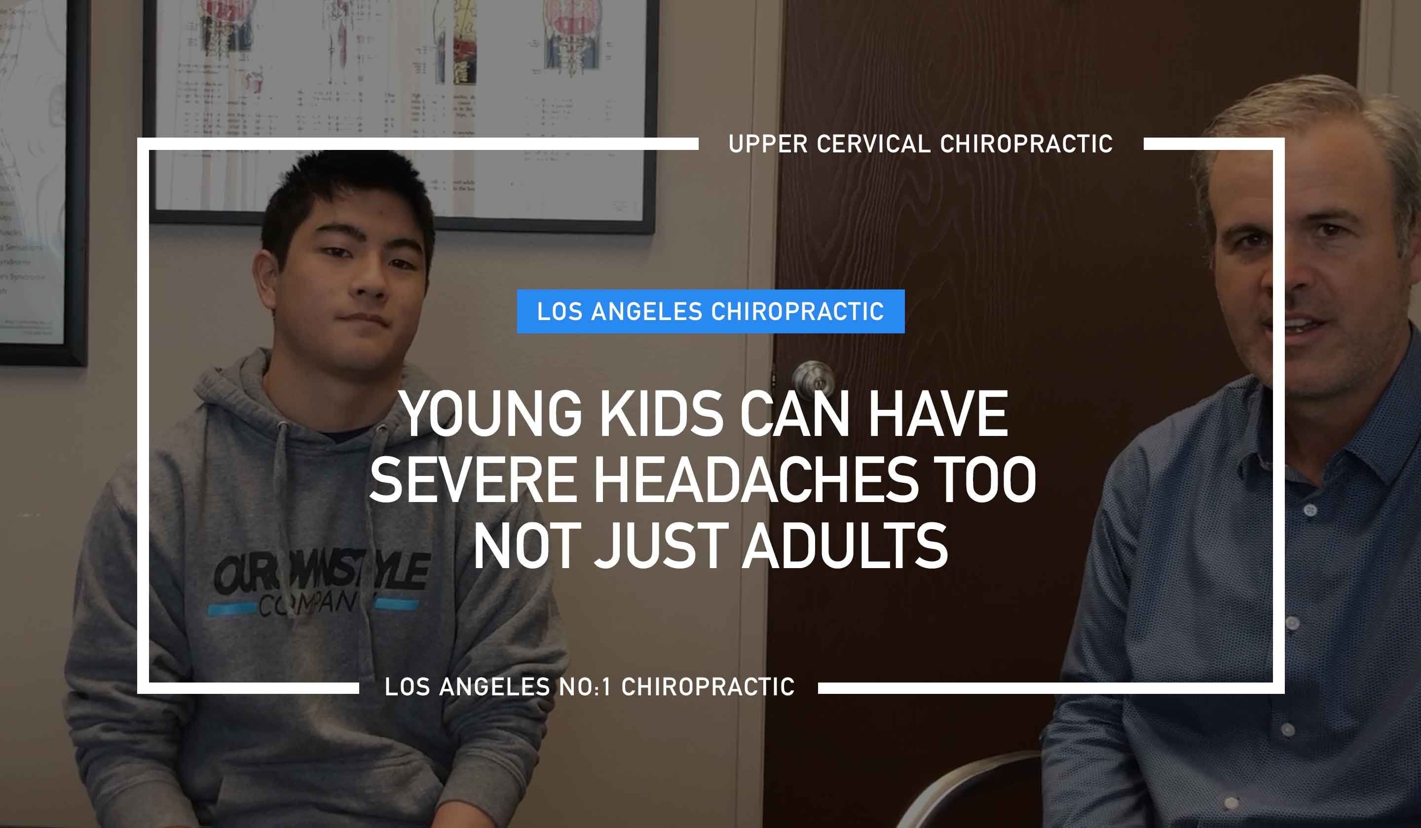 Young Kids Can Have Severe Headaches too not Just Adults