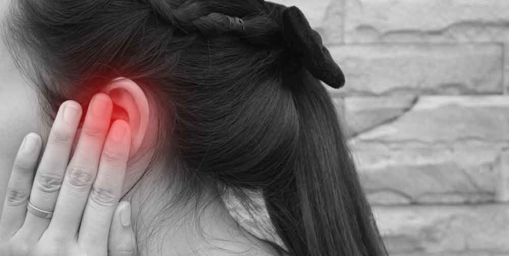 There is an intimate connection between the ear, the neck and trauma to the neck as an underlying cause of neck and ear pain. The method involved in this the research publication that lead to relief for the patient was facet injection and corticosteroid injection of the c-1 and c-2 facets.