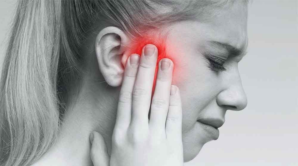 TMJ is an acronym for Temporomandibular Joint Disorder. The TMJ is a bilateral hinge joint that connects the jaw to the skull. TMJ syndrome is a condition where the jaw - skull joint no longer fits as it was designed.  TMJ most commonly results from imbalances in the muscles of mastication.