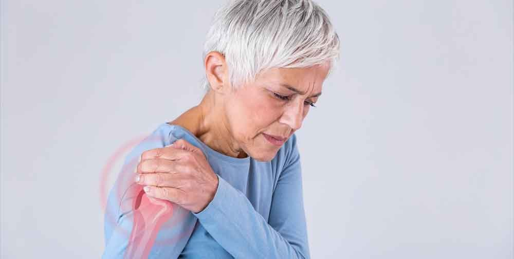 Shoulder pain is Americans is epidemic. Based on Norman Marcus Pain institute 40 percent of Americans suffer with chronic shoulder pain. Shoulder pain can be coming from a lot of different mechanism; however, the great majority of shoulder has its root in muscle tone imbalance and spasticity.