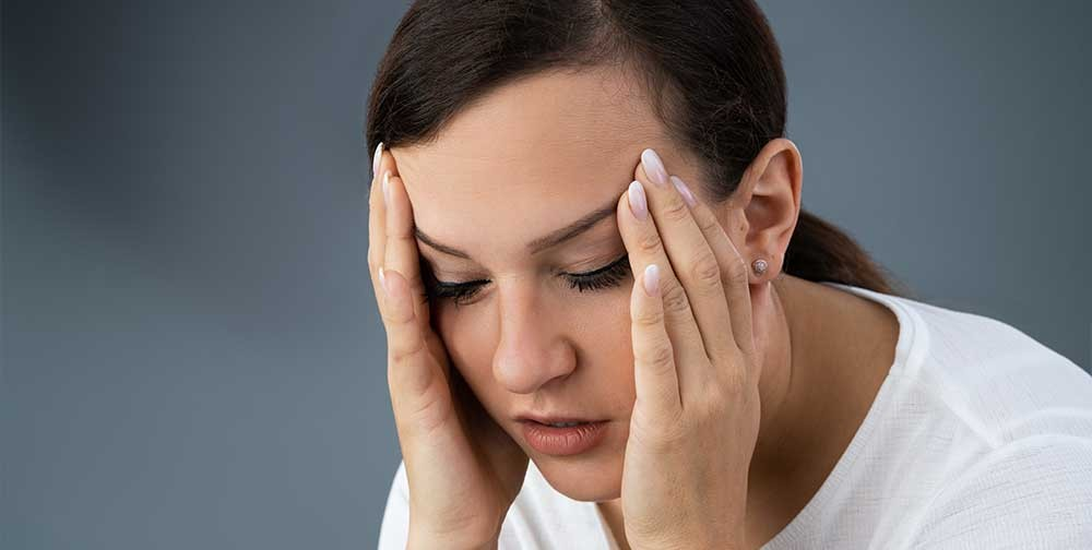 Cluster headaches are named for the fact they occur in cycles. This is perhaps the most severe headache of all and can even wake a sleeping person due to how bad the pain is. A cluster period may last for several weeks or even months before giving the sufferer temporary relief during a remission period.