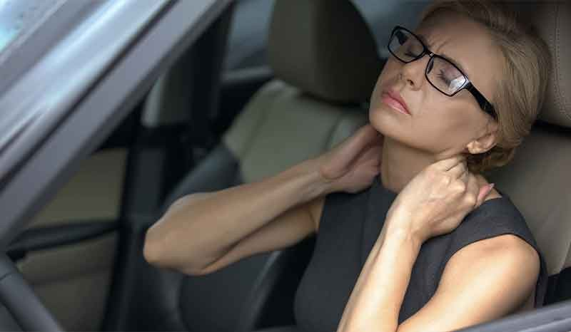 Whiplash injury - Chronic Health Problems Can Have Delayed Onset