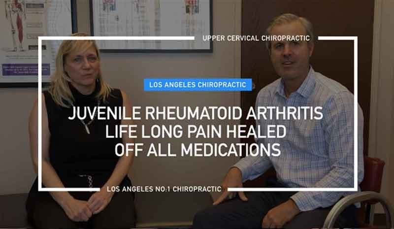 Juvenile Rheumatoid Arthritis- Life Long Pain Healed off all medications