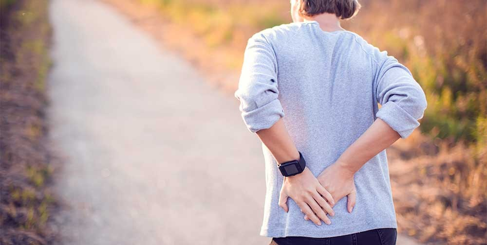 Low back pain steals life and steals from productivity. It interferes with things we all take for granted; Deep sleep, sitting, walking normally and is a distraction from being in the moment.